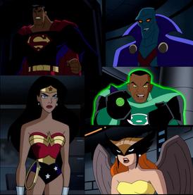 Justice League members