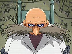 Gerald Robotnik (Sonic X)