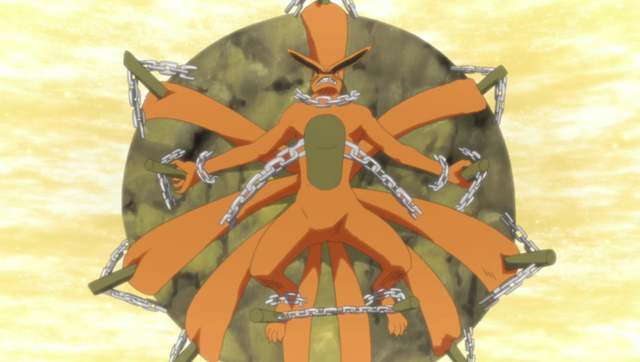 File:Kurama sealed within Kushina.png
