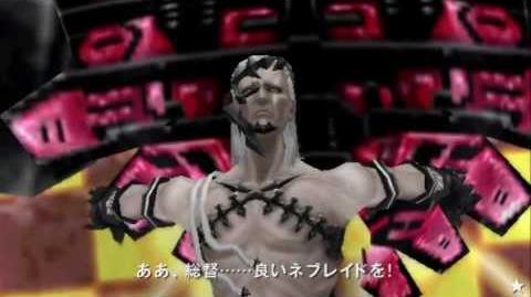 "PSP B★RS THE GAME 33 BOSS Battle ""SAHA"" (HQ)"