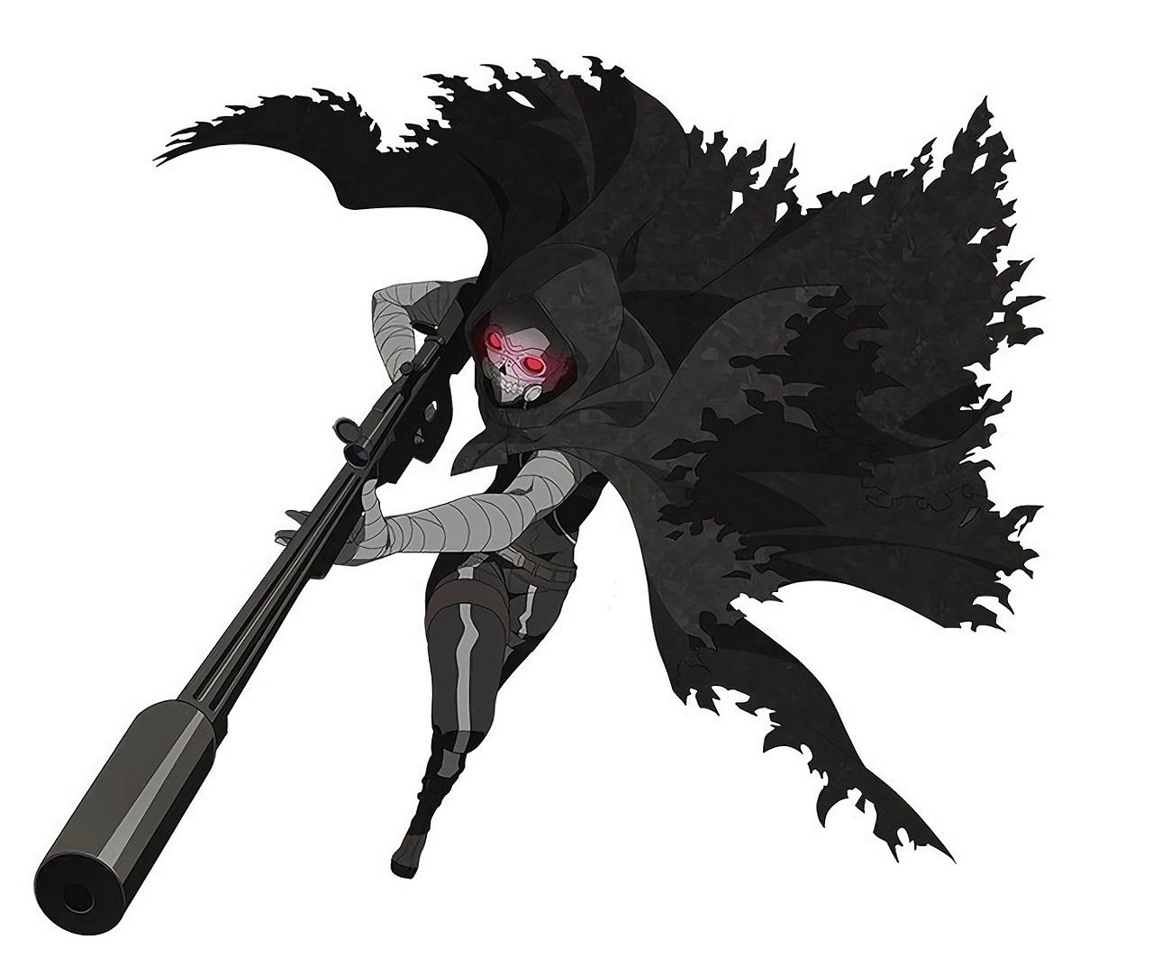 Image - Death Gun !1.jpg   Villains Wiki   Fandom powered ...