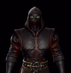 Ermac Altercostume