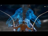 Hades rips out Atlas' soul