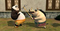 Taotie-attacks-master-po-kung-fu-panda-legends-of-awesomeness