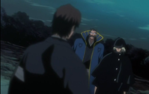 File:511px-Aizen confronted by Kisuke.png