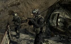 Shadow Company MW2