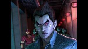 Tekken 4 - Kazuya Mishima ending - HQ