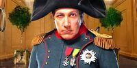 Napoleon Bonaparte (Night at the Museum)