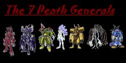Death Generals (Xros Wars)