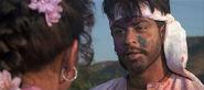 Rahul in holi
