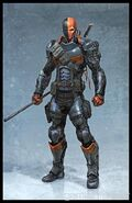 Deathstroke (Batman Arkham Origins)