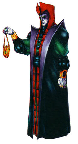 File:Shinnok & His Sacred Amulet.jpg
