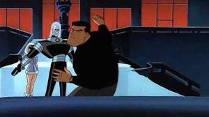 Bruce,Tim,and batgirl vs. Mr