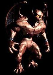 Gargos the Demon Lord