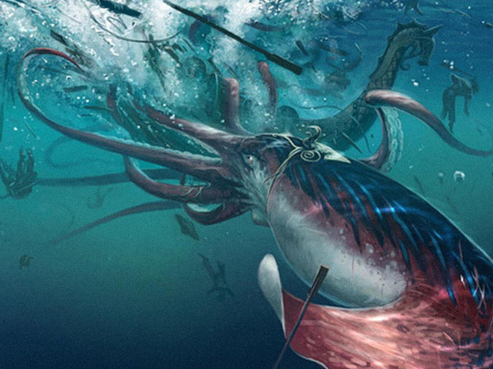 Kraken   Villains Wiki   FANDOM powered by Wikia