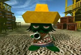 CactusGunman