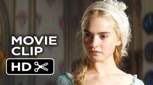 Cinderella Movie CLIP - Cinderella (2015) - Lily James, Cate Blanchett Movie HD