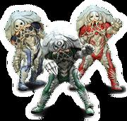 Invase Warriors