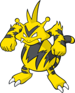 125Electabuzz Dream