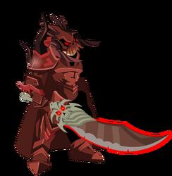 Doom overlord aqw wiki red