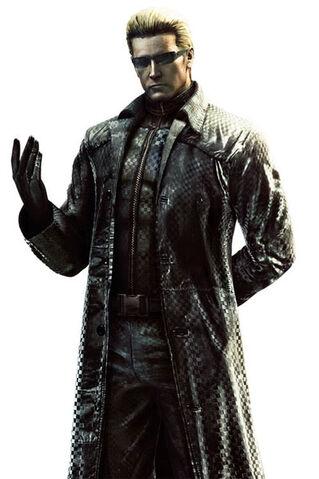 File:Albert Wesker (Resident Evil).jpg