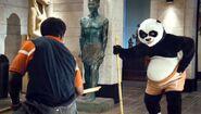 Disaster Movie Calvin vs. Kung Fu Panda