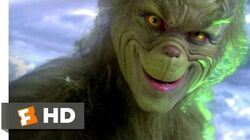 How the Grinch Stole Christmas (1 9) Movie CLIP - The Grinch and Whovenile Delinquents (2000) HD