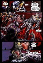 Ultron vs starlord