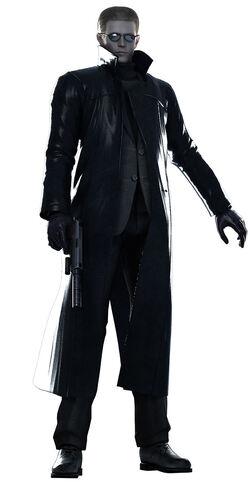 Wesker-umbrella