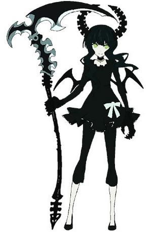 Dead scythe and dead master
