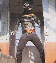 Kikkaijin Mecha-Gorilla BS Kaijin
