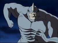 Rhino (Spiderman TAS)
