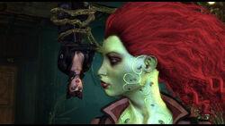 Catwoman poisonivyac