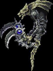 Death mantis demon
