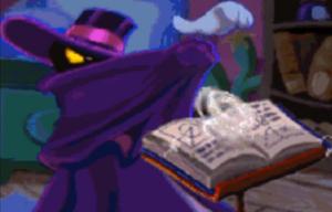 Mr Dark knowledge stealer