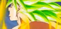 Legendary Super Saiyan 2 Broly