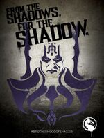 The Brotherhood of Shadows Poster