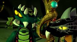 Acidicus & Skalidor (Ninjago)