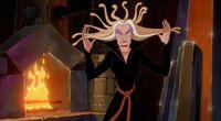 Zelda's Gorgon hair