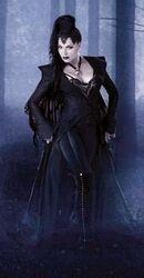 Evil Queen Season 1 signature look