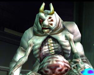 Oblivion Monster