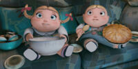Hansel & Gretel (Hoodwinked Too! Hood vs. Evil)