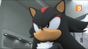 Shadow the Hedgehog Sonic Boom