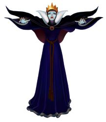 Queen Grimhilde the Wicked Witch