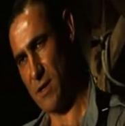 Captain Vidal evil grin