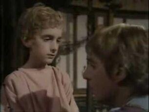 Young Caligula