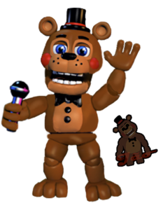 Toy Freddy WORLD
