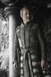 Stannis teeth gritting