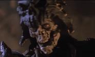 Skull Evil Ash