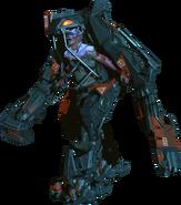 Destroyer Cyborg